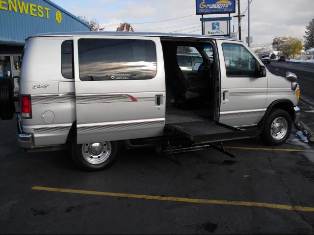 1999 FORD E250 VMI Full Size Wheelchair Vans Van For Sale