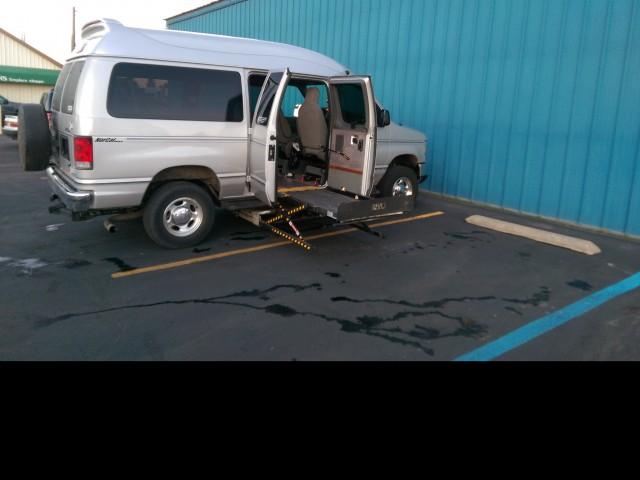 2014 FORD E 250 Wheelchair Van For Sale