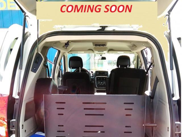 2016 Dodge Grand Caravan BraunAbility Manual Rear Entry Wheelchair Van For Sale