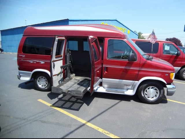 1998 Ford E-150 Non Branded Please See Description Wheelchair Van For Sale