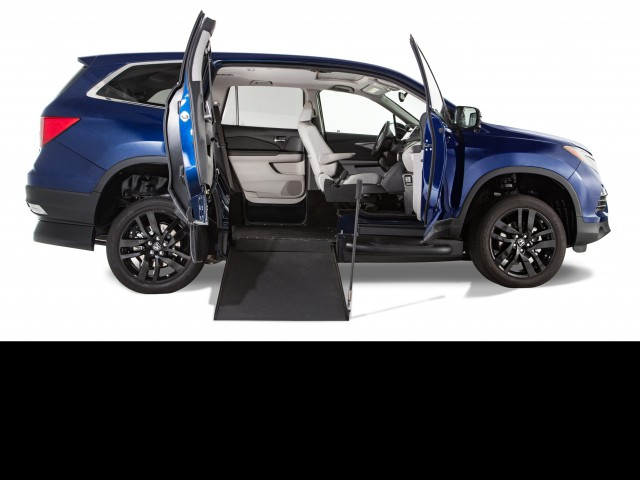 2018 Honda Pilot VMI Pilot Northstar E360 Wheelchair Van For Sale