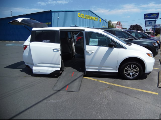 2012 Honda Odyssey VMI Northstar Wheelchair Van For Sale