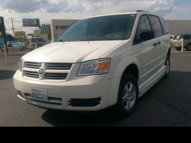 2008 Dodge Grand Caravan VMI Dodge Northstar Wheelchair Van For Sale