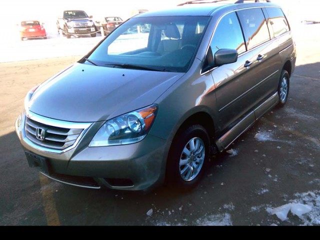 2010 Honda Odyssey VMI Northstar Wheelchair Van For Sale