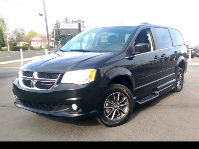 2017 Dodge Grand Caravan VMI Dodge Northstar E Wheelchair Van For Sale