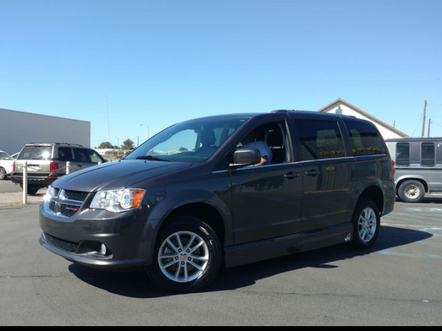 2018 Dodge Grand Caravan VMI Dodge Northstar E Wheelchair Van For Sale