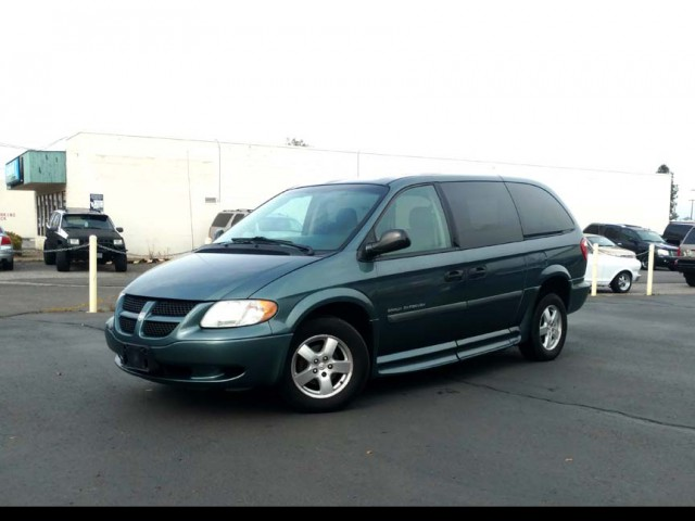 2006 Dodge Grand Caravan BraunAbility Dodge Entervan II Wheelchair Van For Sale