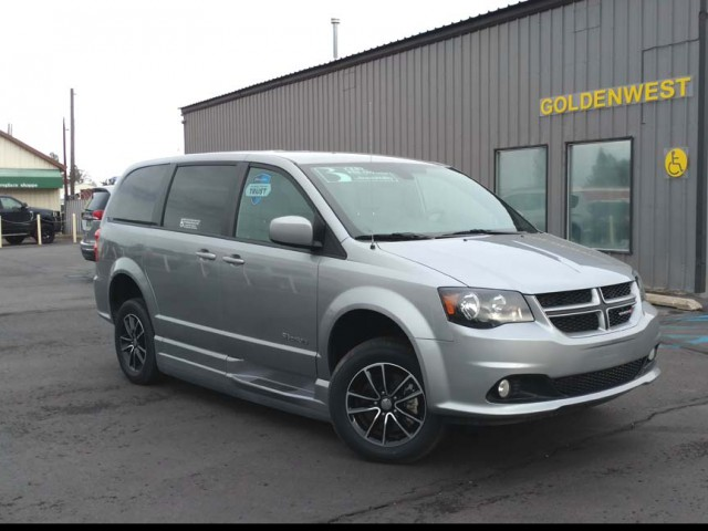 2019 Dodge Grand Caravan BraunAbility Dodge Entervan Xi Infloor Wheelchair Van For Sale